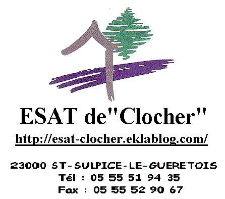 Allez voir l'activité de cet ESAT (ex CAT) près de Guéret dans la Creuse.