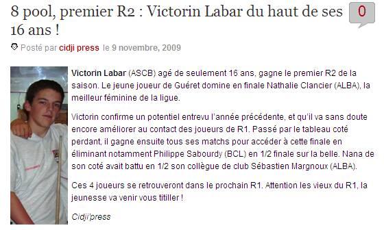 Allez sur le site de la ligue du Limousin pour voir la page originale!